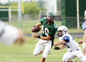 Former Flagler Palm Coast quarterback Bentlee Critcher has decided to transfer to Warner Christian for his junior season. FILE PHOTO BY SHANNA FORTIER