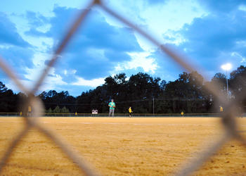 Thirty teams make up four divisions in the Flagler County Coed Softball league. Games are played four days a week at the Flagler County Fairgrounds.