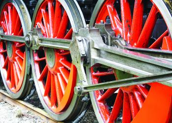 Contemporary Machines makes the machines that make train wheels, one of only two such companies in the world. COURTESY PHOTO