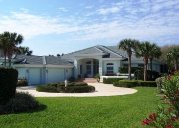 This Island Estates home in Hammock Dunes tops the sales list at $700,000.