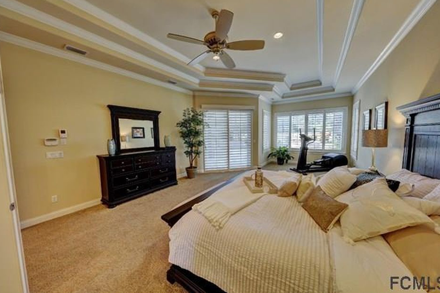 The house has four bedrooms. Courtesy photo