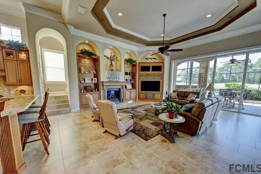 The house has 4,997 square feet. Courtesy photo