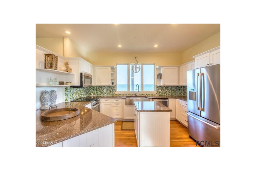 The kitchen is shown above. Courtesy photo