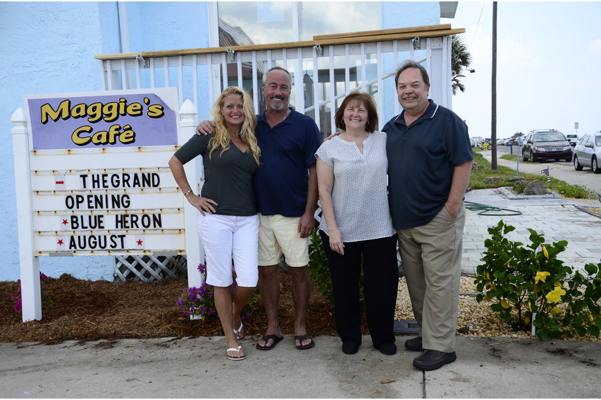 Two Owners One Loved Restaurant Palm Coast Observer
