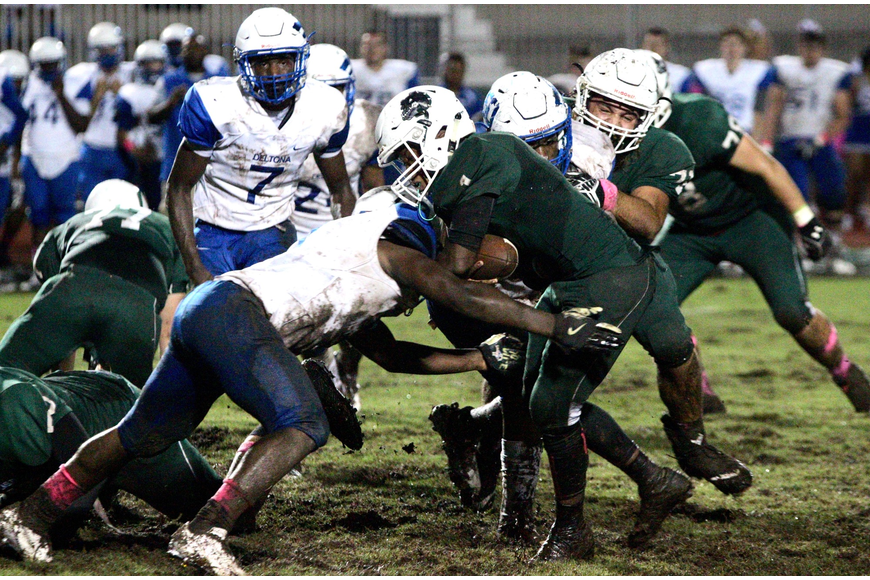 Bulldogs Battle Through Slop Miscues In Narrow Win Over Deltona