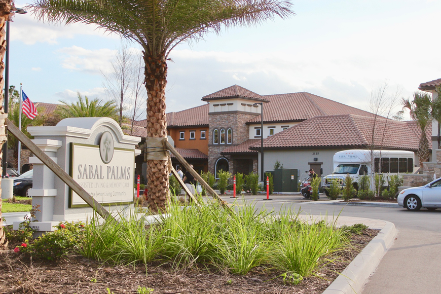 500 attend grand opening of sabal palms assisted living and memory