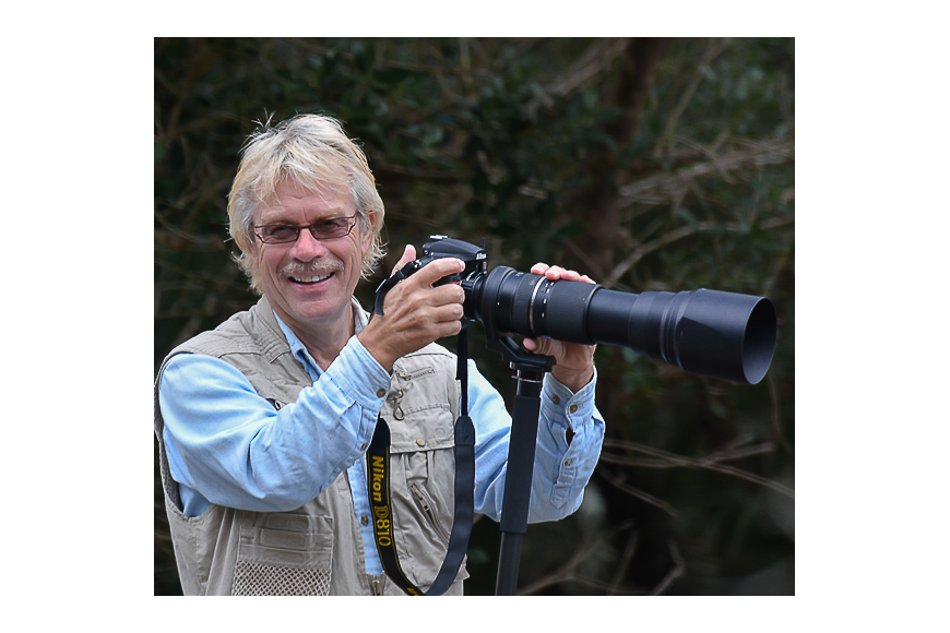 Dave Bowers is the president of the Flagler Beach Photography Club, LLC. Courtesy photo