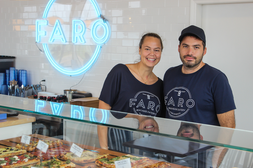 Focaccia Owners Open Faro Beachside Eatery In Flagler Beach