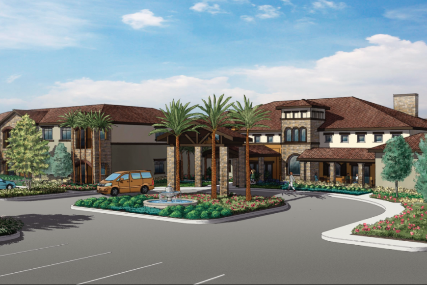 Protea Senior Living is applying for a permit for $11 million.