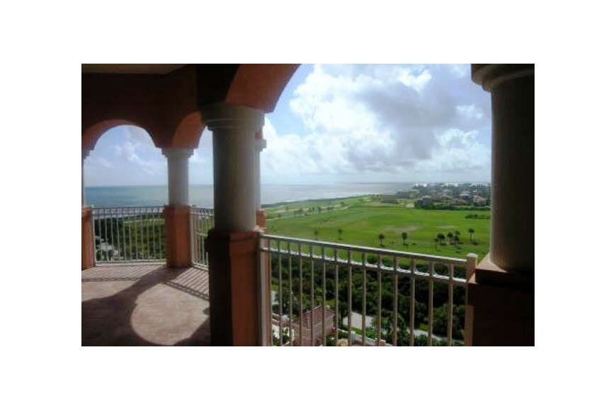 The top home this week was on the eighth floor of of the Ocean Towers at Hammock Beach.