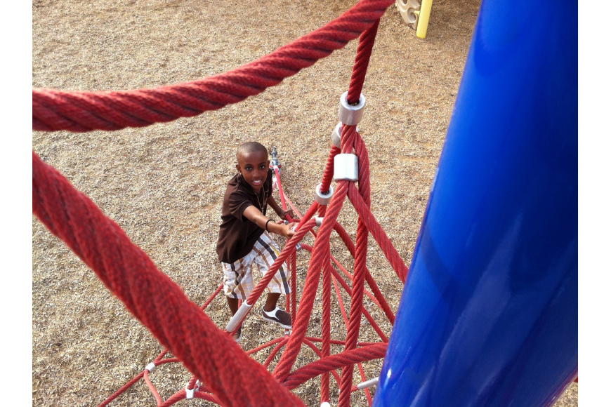 Davontae Williams, 10. Send your photo-of-the-day entries to shanna@palmcoastobserver.com.