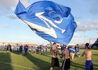 Matanzas is still soaring, game after game. Photo by Jeff Dawsey